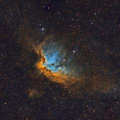 NGC 7380 El Mago de Cefeo
