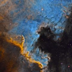 NGC 7000 Nebulosa Norteamérica