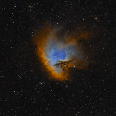 NGC 281 Nebulosa Pacman