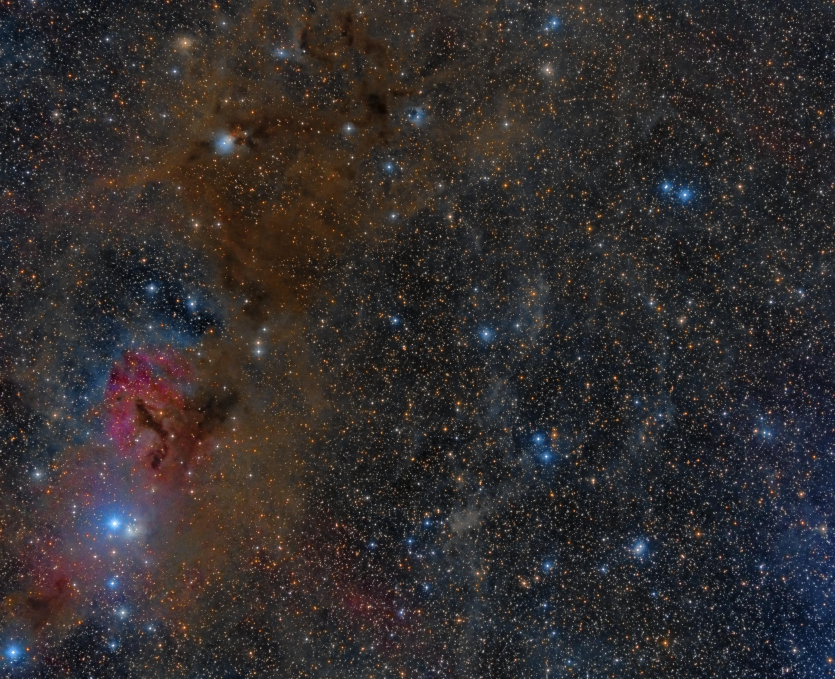 NGC 1333 - IC 348