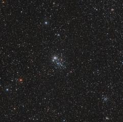 NGC 457  ET Cluster
