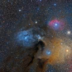 Rho Ophiuchi Nebular Complex