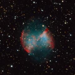 M27 Nebulosa de la Mancuerna