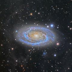 M81 Galaxia de Bode 2017