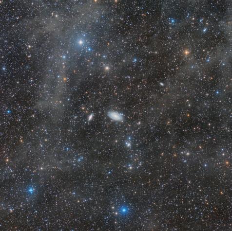 Gran Campo M81, M82 e IFN