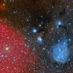 IC 447  Nebulosa de Dreyer