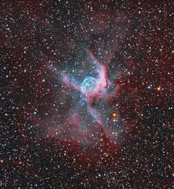 NGC 2359 HORGB