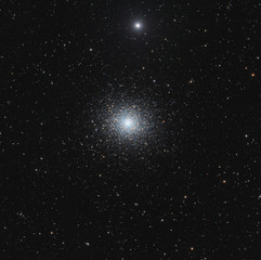 Globular cluster M5 in Serpens