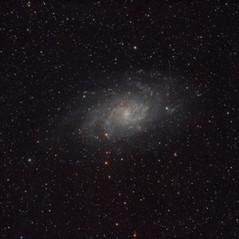 M33 La Galaxia del Triangulo 2014