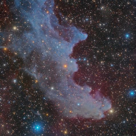 IC 2118 Nebulosa Cabeza de Bruja