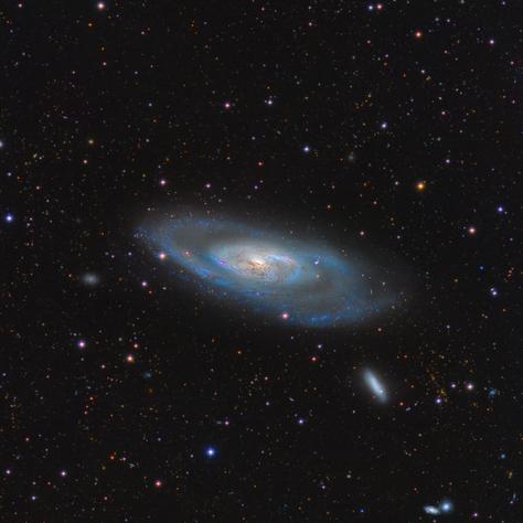 M106 Data Adquisition 2017
