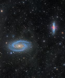 M81 & M82