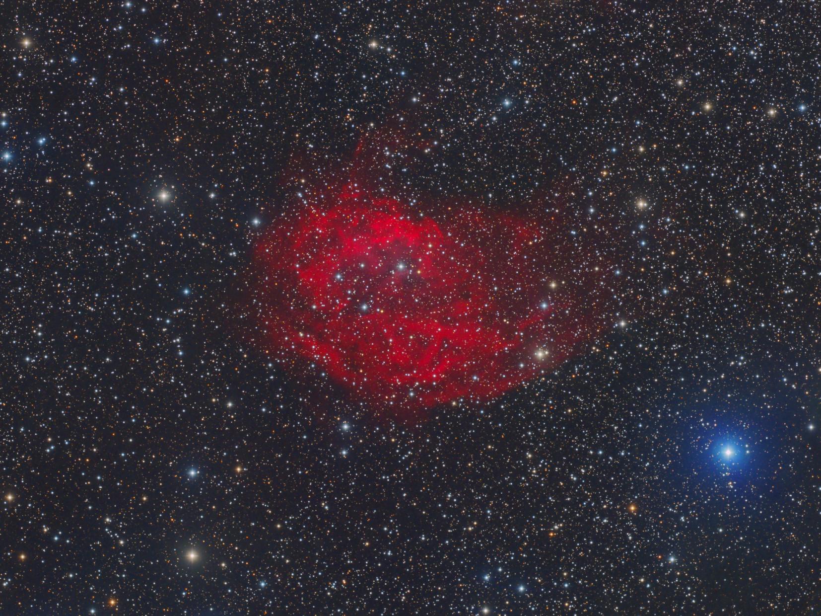 Sh2-261 La nebulosa de Lower