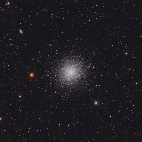 M13 The Great Cluster of Hercules