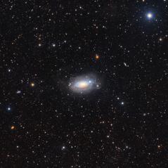 M63 La galaxia del girasol 2016-2017