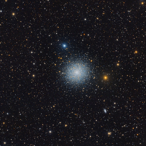 M13 Great Cluster in Hercules