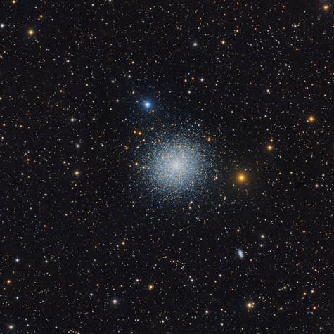 M13 Gran Cúmulo en Hercules