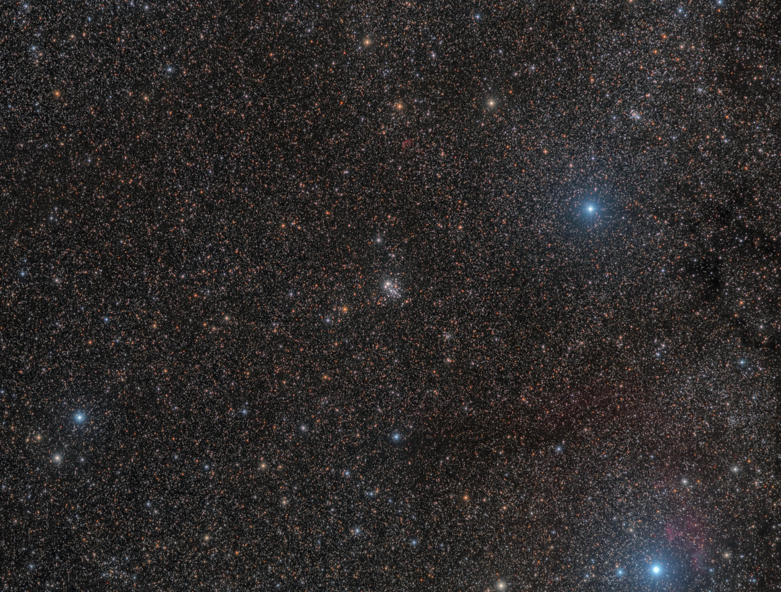Wide NGC 457