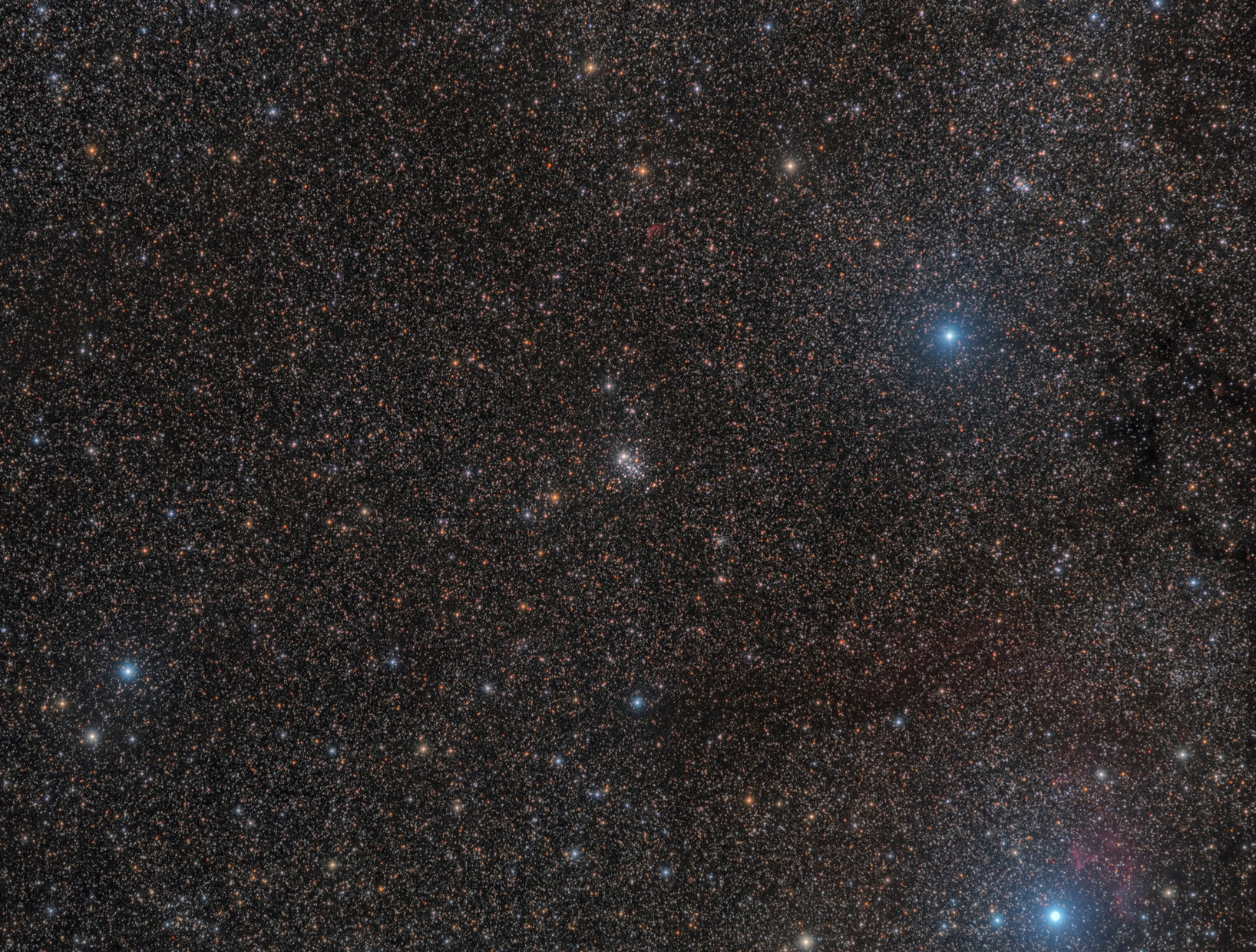 Gran Campo NGC 457