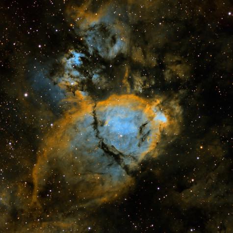 IC 1795 Star Formation Region