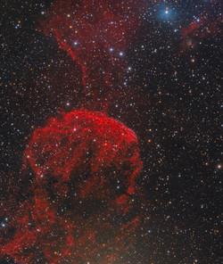 IC443 Ha-SII-RGB