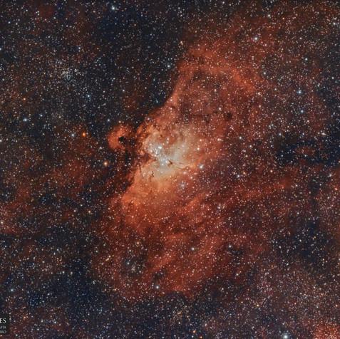 M16 Nebulosa del Águila
