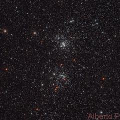 NGC 869 Y 884 Doble Cúmulo en Perseo