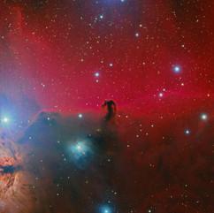 IC 434 Nebulosa Cabeza de Caballo