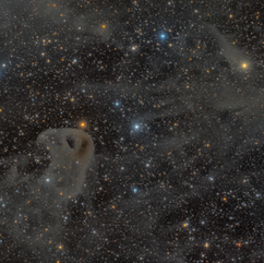 LBN 777 Nebulosa Baby Eagle