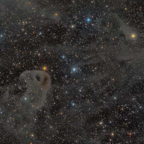 LBN 777 Baby Eagle Nebula