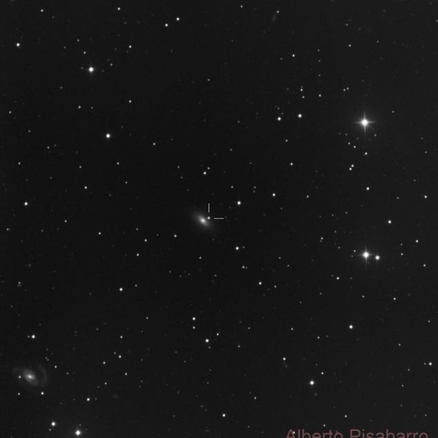 Supernova SN 2014bv (=PSN J12243098+7532