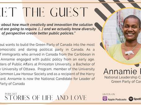 SEASON 3: Green Party National Leader Annamie Paul