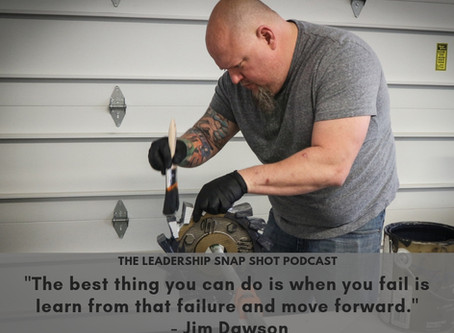 Episode 18: Learning to fail fast and move forward is a key success