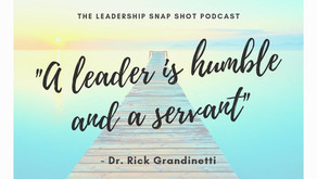 Episode 24: Dr. Rick Grandinetti shares advice about becoming a keynote speaker