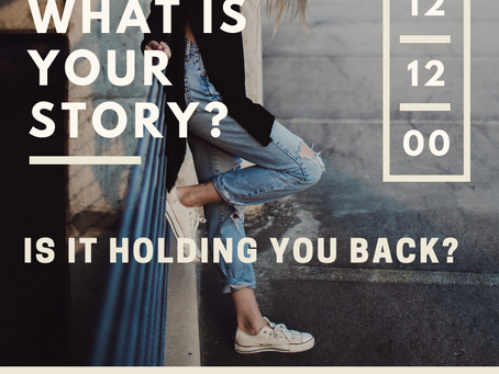 Your Story May Hold You Back
