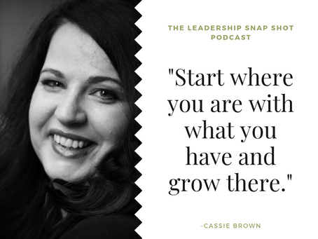 Episode 37: Being a patient leader