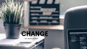 Change - The way you think about yourself comes out
