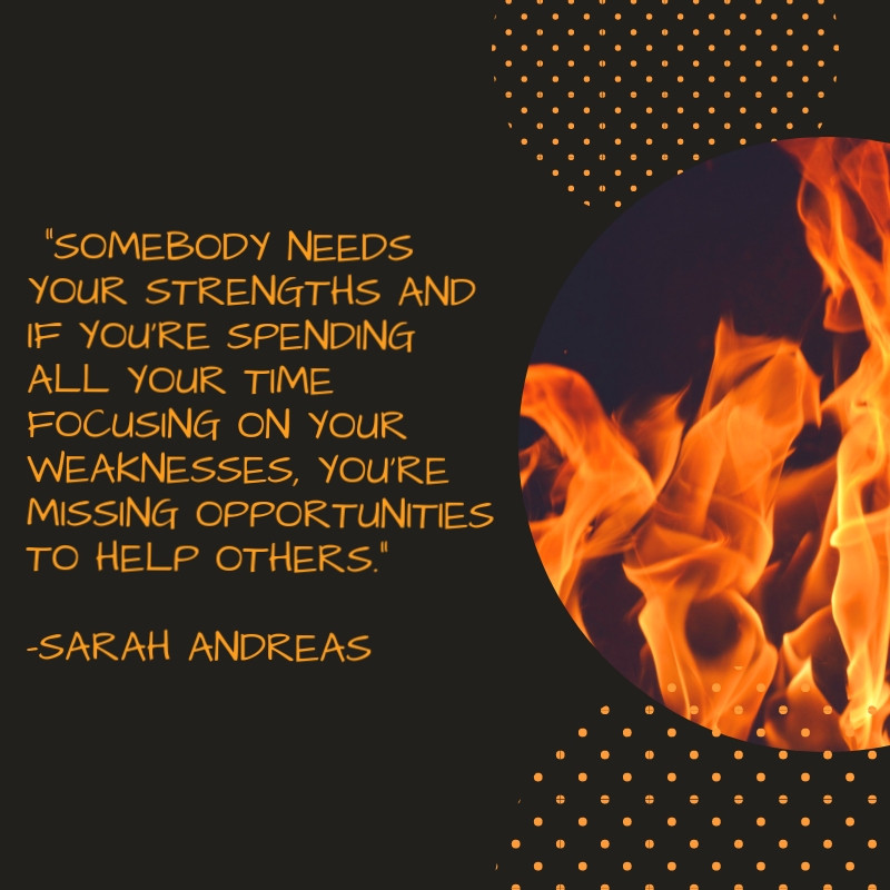 Quote by Sarah Andreas