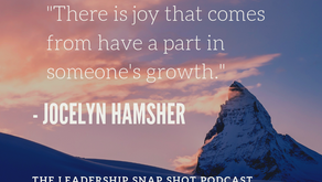 Episode 32: Servant Leadership and having a heart for people
