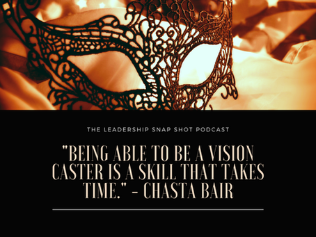Episode 26: Being a vision caster