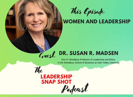 Episode 45: Women and Leadership