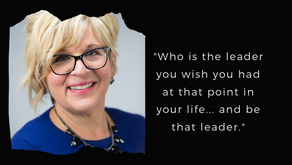Episode 30: Be the leader you wish you had