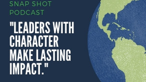 Episode 14: Being a leader of character
