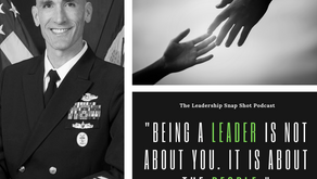 Episode 34: Lessons from Navy Veteran