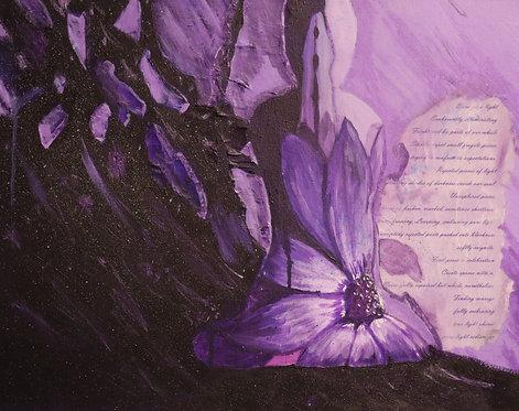 Original - be·com·ing | Embracing Light and Darkness
