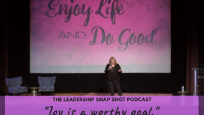 Episode 20: Leadership and learning to trust yourself
