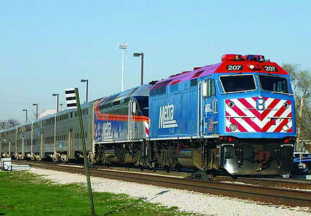 Romeoville Proposed Metra Station Preliminary Site Assessment & Investigation Southwest Corner of 135th St. & New Ave.
