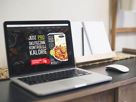 Nowa strona marki PROporcja