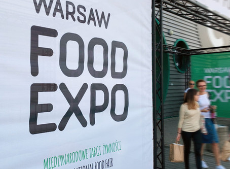 Joyfood na Warsaw Food Expo