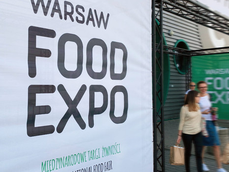 Joyfood na Warsaw Food Expo
